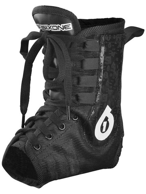 SixSixOne Race Brace Pro Protector black
